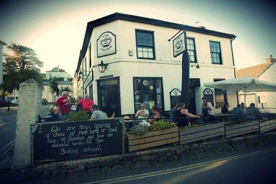 crown pub penzance