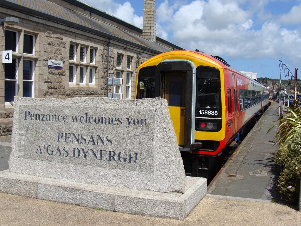penzance welcomes you